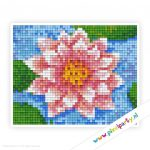 1a_046_pixelhobby_patroon_bloem_waterlelie