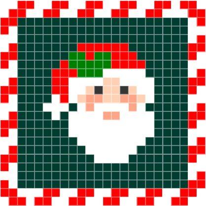 patroon-kerstman-zuurstok