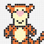 patroon-tijgertje