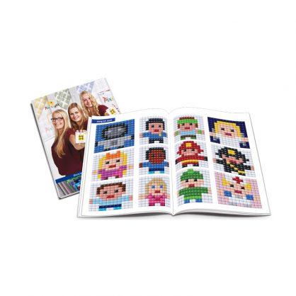 Pixelhobby XL voorbeelden boekje