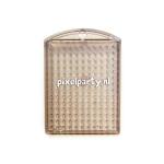 pixelhobby-medaillon-transparant-grijsbruin