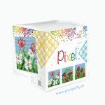 pixelhobby-patronen-set-kubus-bloemen-vlinders