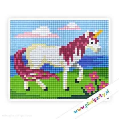 1a_009_pixelhobby_patroon_dier_eenhoorn