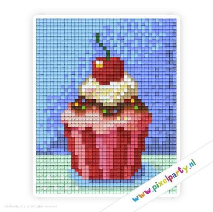 1a_016_pixelhobby_patroon_feest_verjaardag_cupcake
