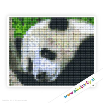 1a_022_pixelhobby_patroon_dier_panda