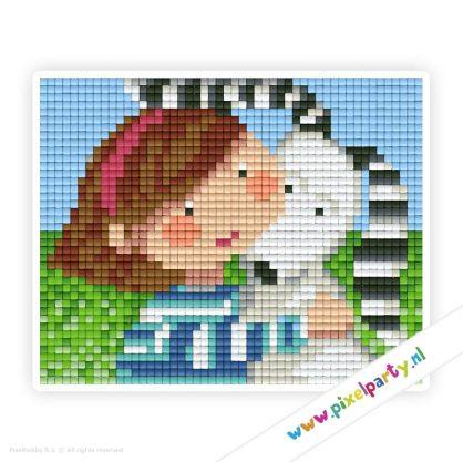 1a_041_pixelhobby_patroon_dier_hond_poppetje_meisje