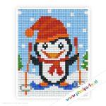 1a_051_pixelhobby_patroon_feest_winter_pinguin_ski