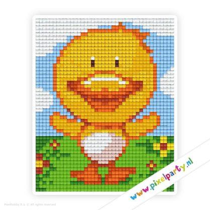1a_064_pixelhobby_patroon_feest_pasen_paaskuiken
