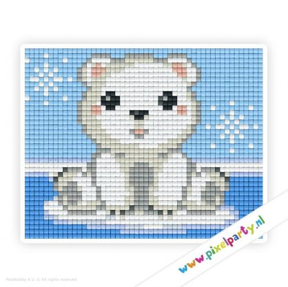 1a_146_pixelhobby_patroon_dier_ijsbeertje