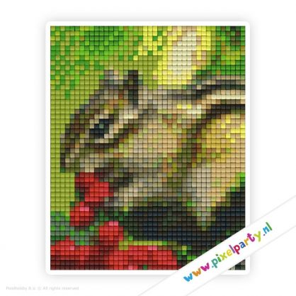 1b_033_pixelhobby_patroon_dier_eekhoorn