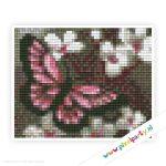 1b_079_pixelhobby_patroon_dier_vlinder_roze
