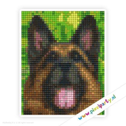 1b_158_pixelhobby_patroon_dier_hond