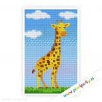 2a_043_pixelhobby_patroon_dier_giraffe