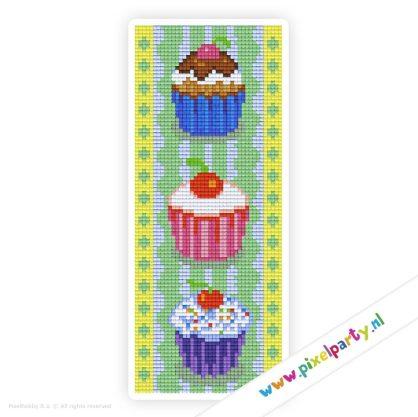 2a_pixelhobby_patroon_feest_verjaardag_cupcake