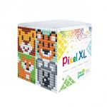 pixelhobby-xl-set-wilde-dieren-vos-koala