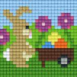 pixelhobby-patroon-konijn