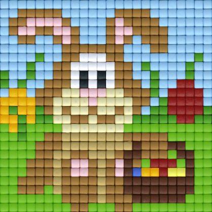 pixelhobby-patroon-paashaas