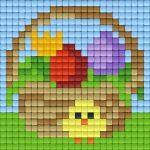 pixelhobby-patroon-paasmandje