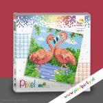 pixelhobby-set-vierkant-flamingo