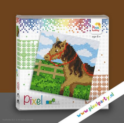 pixelhobby-set-vierkant-paard