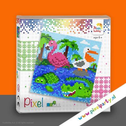 pixelhobby-set-vierkant-waterdieren