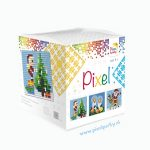 pixelhobby-patronen-set-kubus-kerst