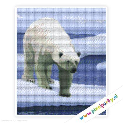 6a_024_pixelhobby_patroon_dier_ijsbeer