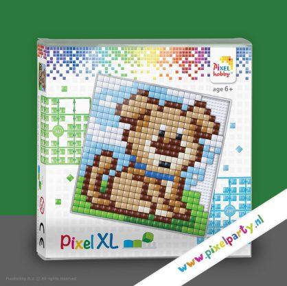pixelhobby-xl-patroon-hond