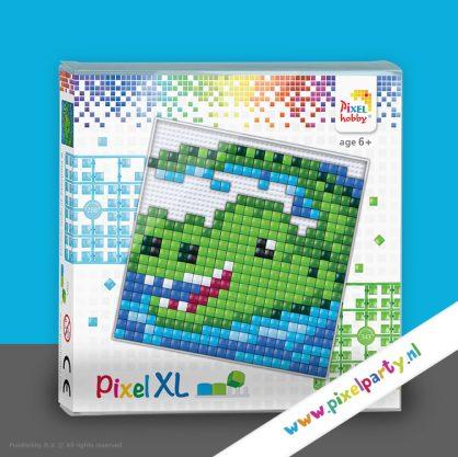 pixelhobby-xl-patroon-krokodil