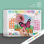 4pixel-xl-vlinder-roze