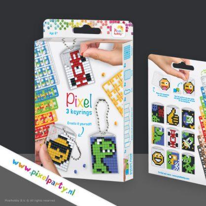 pixelhobby-medaillon-sleutelhanger-set-stoer-cool2